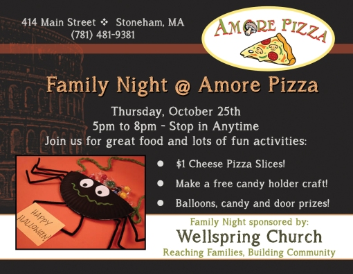 Stop in for this fun family event!