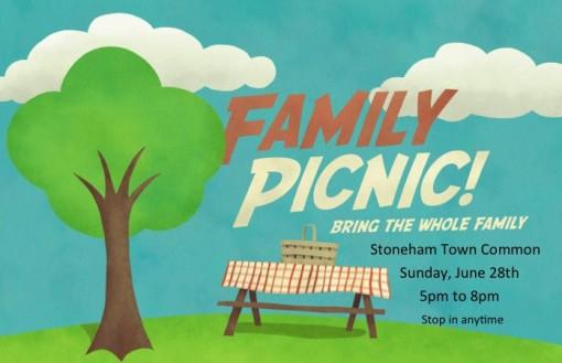 FamilyPicnicInvite